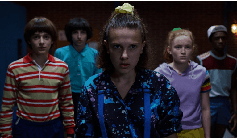 Stranger Things Season 4 Trailer Suggests Eleven Fighting Monsters in an Upside Down World?