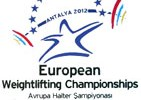 2012 European Weightlifting Championships Antalya