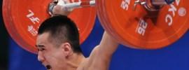 Lu Haojie Snatch World Record 175kg
