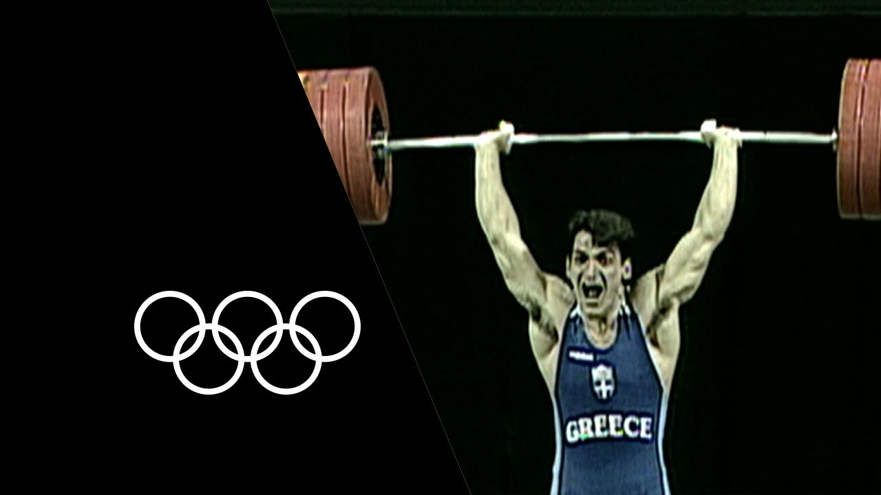 Pyrros Dimas Olympic Highlights Compilation - All Things Gym