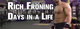 Rich Froning Days in a Life