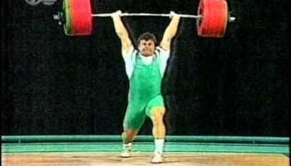 Stefan Topurov First Triple Bodyweight Clean & Jerk - All Things Gym