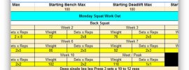 Ed Coan 10 Week Program