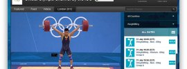 London 2012 Olympics Weightlifting Recordings YouTube