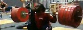 Kendrick Farris 275kg Squat