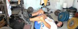 Clint Darden on Rehabbing Back Pain