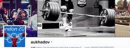 Apti Aukhadov on Instagram
