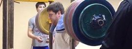 Vladislav Lukanin 305kg Squat