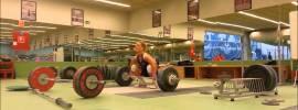 Lydia Valentin Perez 124kg Snatch + 140kg C&J