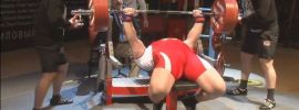 kirill sarychev 326kg bench press raw 2014 battle of champions compressor