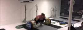 Tatiana Kashirina Arnolds US Visit 200kg x6 Squat + 140kg Snatch