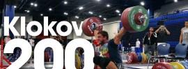 Dmitry Klokov 200kg Pause Snatch *Slow Mo + Full Session*