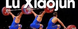 Lu Xiaojun 175kg Snatch 177kg World Record Attempt 2015 Worlds