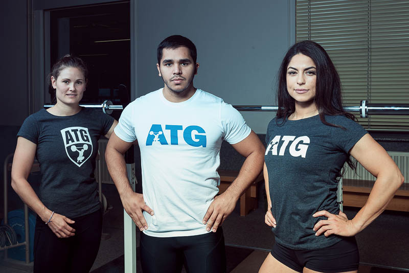 ATG Shirts German Weightlifting Shop
