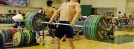 Lin Qingfeng 190kg Clean Fast Pull