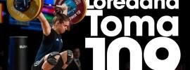 Loredana Toma 2017 World Champion (109kg Snatch 128kg Clean & Jerk)