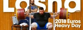 Lasha Talakhadze Squatting ATG