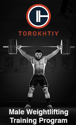 Torokhtiy Weightlifting Programs