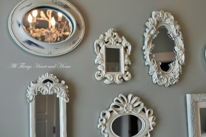 Free Craft Mirrors Decorative Small With Mirror Shapes