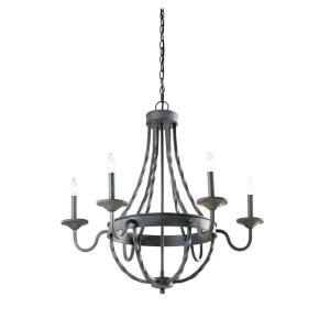 And I Considered An Island Type Fixture Like This One The Thyme Chandelier From Joss Main