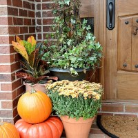 Creating Fall Vignettes~Why I do it...