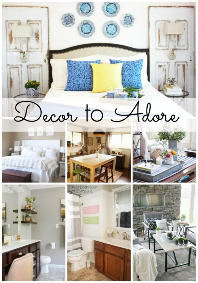 Decor To Adore One Room Challenge Shed