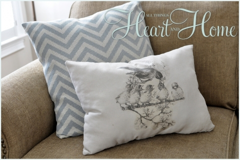 iron on transfer pillows all things