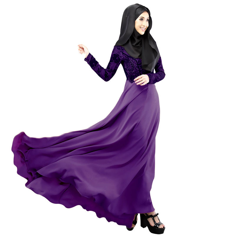 Hijab fashion guide 2017 | abaya kaftan image 3
