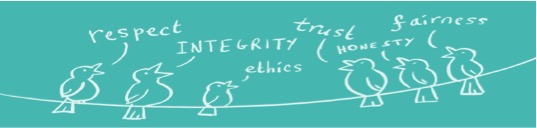 The only way is ethics – how to communicate integrity