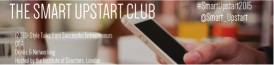The Smart Upstart Club invites you to its launch
