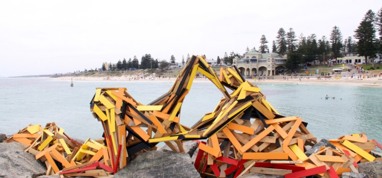 Sculpture by the Sea, Cottesloe 2016