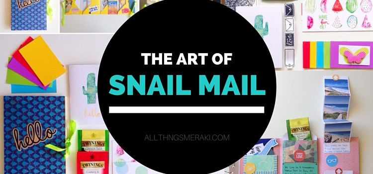 The ART of Snail Mail