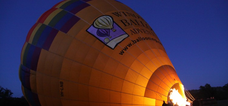 Northam: A Magical Hot Air Balloon Adventure