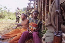 Congolese Soldiers