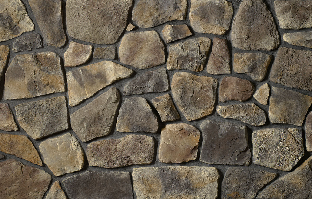 Dressed Fieldstone From Cultured Stone 174 Canadian Stone