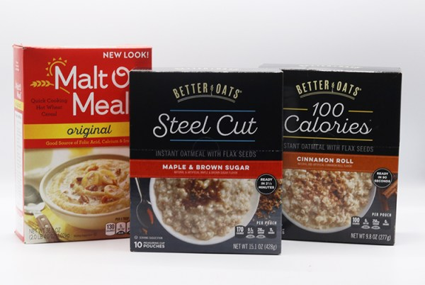 Warm Up this Winter with Hot Cereal from Better Oats Malt
