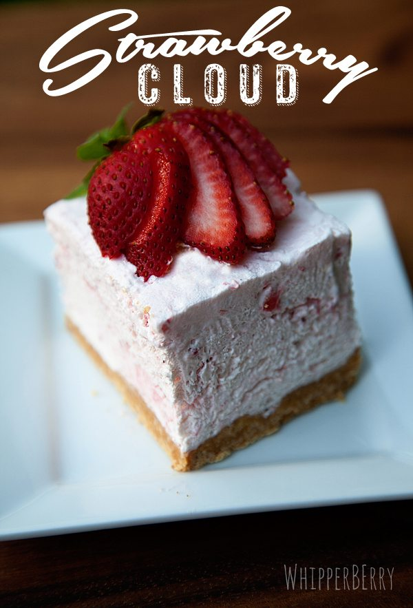 Strawberry Cloud Recipe From Heather At Whipperberry