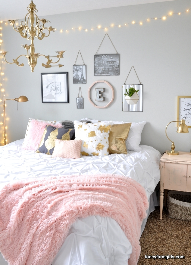 16 Colorful Girls Bedroom Ideas on Beautiful Room Design For Girl  id=76748