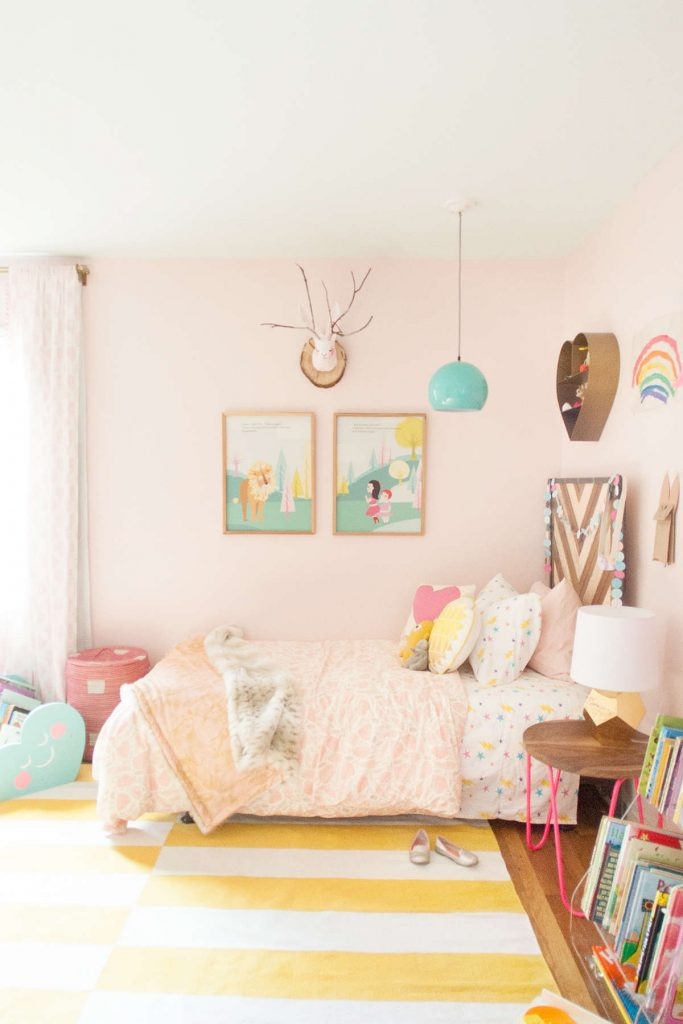 16 Colorful Girls Bedroom Ideas on Room Decoration Girl  id=78853