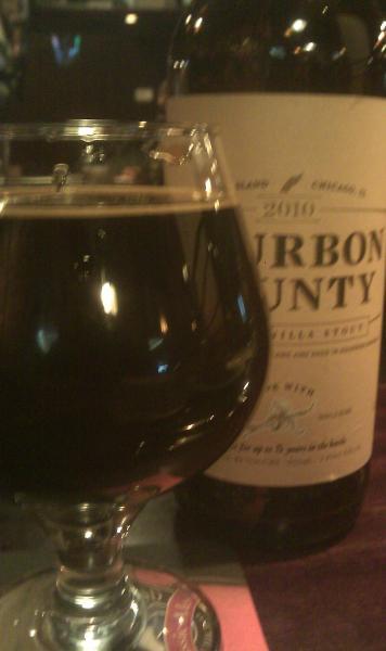 Vanilla Bourbon County Stout