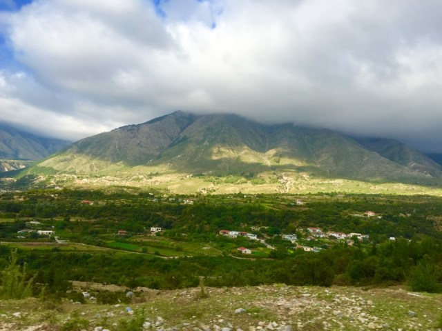An Unforgettable Bus Ride to Albania
