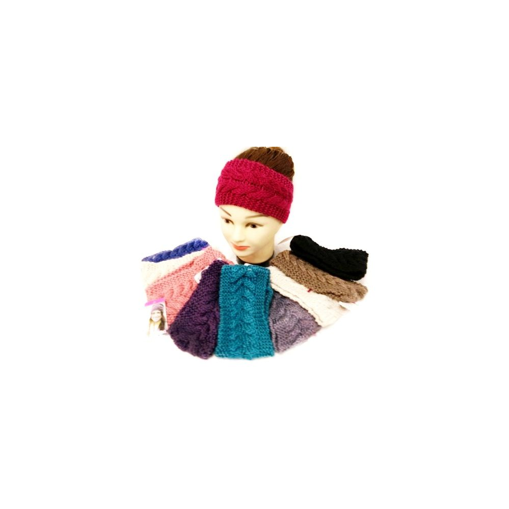 Knit Headbands In Bulk 2