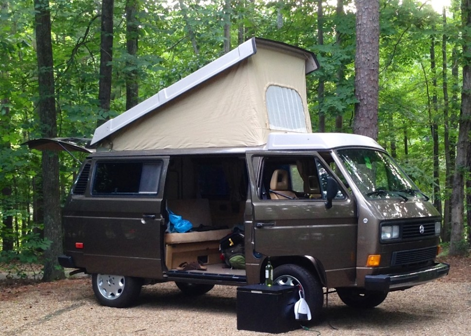 Buying A Vanagon All Together Out There