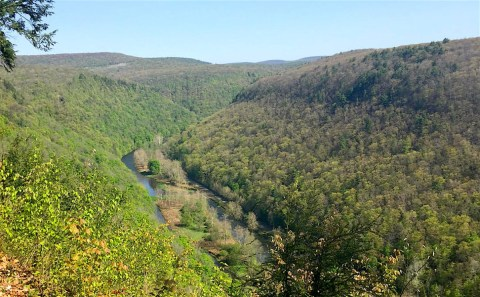 Backpacking the Grand Canyon of Pennsylvania
