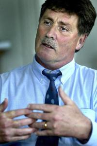 Sten- Åke Tjärnlund föreslås bli näste HIF-ordförande Foto: HD
