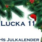 """AOHs julkalender – Lucka 11 """"Ryktet om hans talang gick som en löpeld genom staden"""""""