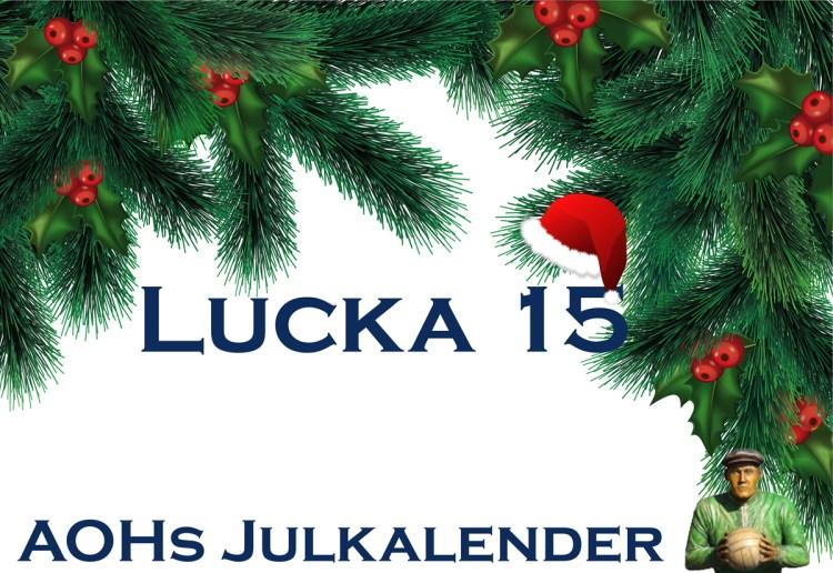 """AOHs julkalender – Lucka 15 """"Genoa ville värva honom men den affären föll pga ekonomiska problem"""""""