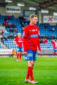 Anton Kinnander reducerade men det hjälpte föga i förlusten mot Lindome Foto: Samone Klinteberg