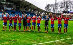 Ingen av de Allsvenska tränarna verkar tro på dessa pågarna Foto: Samone Falkman