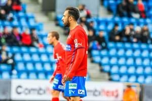 Abbe gjorde nyligen sin debut i A-landslaget Foto: Samone Klinteberg